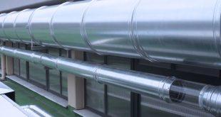 Impianto trasporto pneumatico materiale
